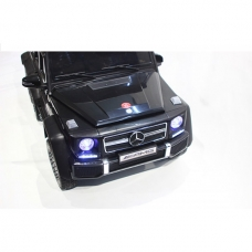 Mașină electrică pentru copii Mercedes-Benz G-Klass 4x6 Black
