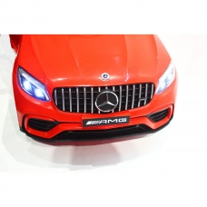 Детский электромобиль Mercedes-Benz GLK Red