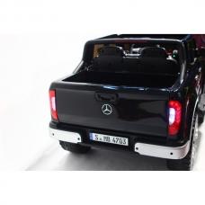 Детский электромобиль Mercedes-Benz X-Class Black