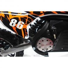 Motocicletă electrică pentru copii Motokross-Power