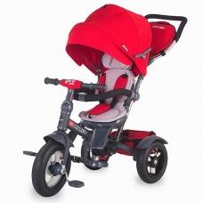 Трехколесный велосипед Coccolle Giro Plus Красный