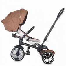 Трехколесный велосипед Coccolle Modi+ Коричневый