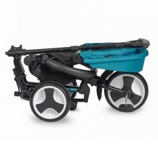 Трехколесный велосипед Coccolle Spectra Air Turquoise Tide