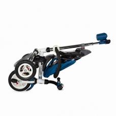 Трехколесный велосипед Coccolle Urbio Air Синий