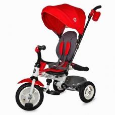 Трехколесный велосипед Coccolle Urbio Air Красный