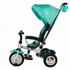 Трехколесный велосипед Coccolle Urbio Air Зеленый