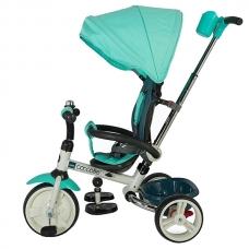 Трехколесный велосипед Coccolle Urbio Зеленый