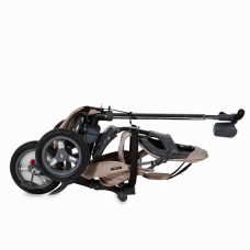 Трехколесный велосипед Coccolle Velo Air Бежевый