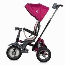 Трехколесный велосипед Coccolle Velo Air Фиолетовый