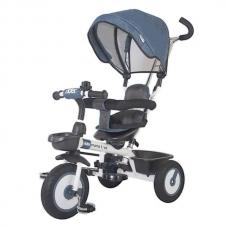Трехколесный велосипед MamaLove Rider Синий