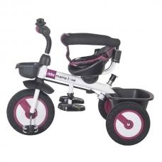 Трехколесный велосипед MamaLove Rider Фиолетовая