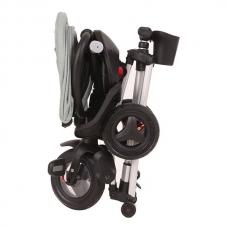 Трехколесный велосипед Qplay Nova Air Серый