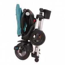 Трехколесный велосипед Qplay Nova Air Бирюзовый