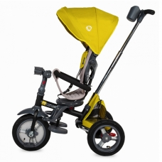 Трехколесный велосипед Coccolle Velo Air Mustard