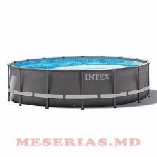 Piscina 19156L 488х122cm Ultra XTR Frame Intex