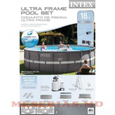 Piscina 26423L 549х132cm Ultra XTR Frame Intex