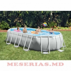 Piscină 13365L 503х274x122cm Intex Prism Frame Oval