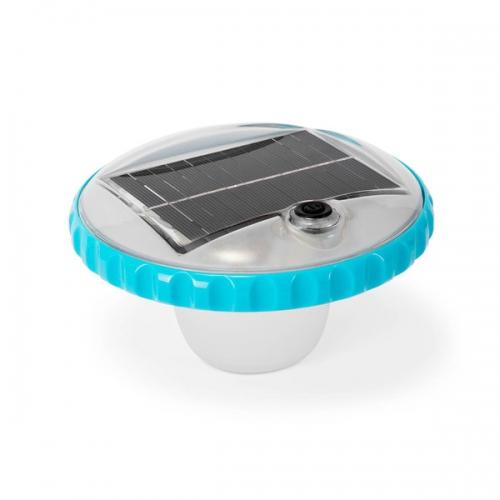Плавающая подсветка на солнечной батарее