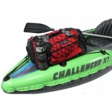 Лодка байдарка Challenger k1, 274x76x33cm