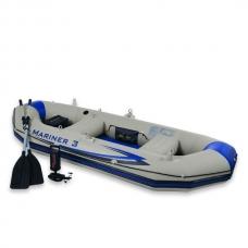 Лодка надувная Mariner 3, 297x127x46 cm