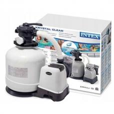 Песочный Фильтр-Насос 12000 Л/Ч KRYSTAL CLEAR