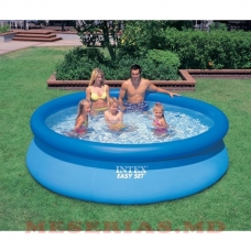 Piscina gonflabila 7920L 396x84cm Easy Set Pool Intex