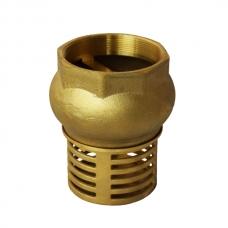 Обратный клапан 75мм (3 дюйма) для мотопомпы