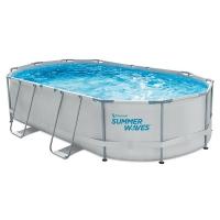 Бассейн 11443 л, 488x305x107 см Polygroup Summer Waves
