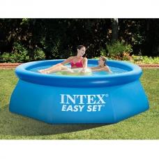 Бассейн надувной 1942 л, 244x61 см Intex Easy Set