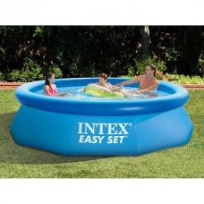 Бассейн надувной 3077 л, 305x61 см Intex Easy Set