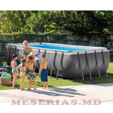 Piscina 17203L 549х274х132cm Ultra XTR Frame Intex