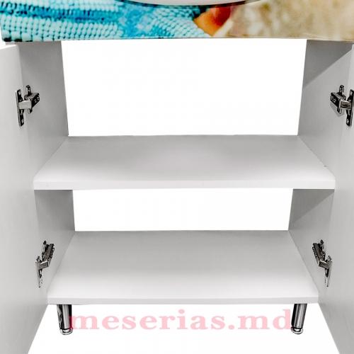 Мебель для ванной с умывальником Blue Sea Star 65 см KF 40