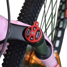 """Велосипед 24 скорости, 26"""" Summa Розовый"""