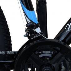 """Велосипед 24 скорости, 26"""" Summa Черный/Синий"""