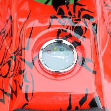 Электрический квадроцикл 500Вт 36В ZY1020 Красный скорпион