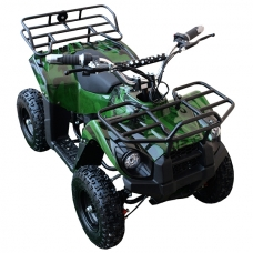 Электрический квадроцикл 500Вт 36В ZY1020 Зелёный камуфляж