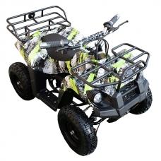 Электрический квадроцикл 500Вт 36В ZY1020 Extreme