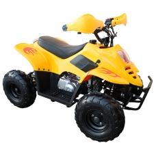 Квадроцикл бензиновый 110 CC Пламя Жёлтый