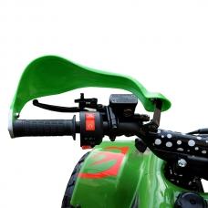 Квадроцикл бензиновый 110 CC Пламя Зелёный