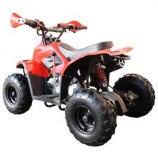 Квадроцикл бензиновый 110 CC Пламя Красный