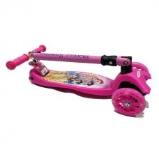Самокат детский Frozen 40kg Pink