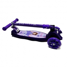 Самокат детский Frozen 40kg purple