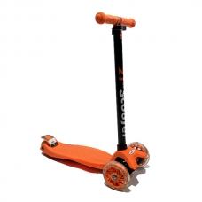 Самокат детский Scooter 30 kg orange