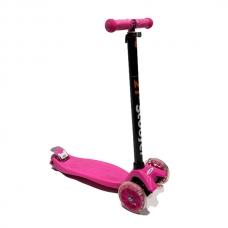Самокат детский Scooter 30 kg Rose
