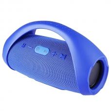 Boxă audio portabilă Booms Box mini E10, albastră