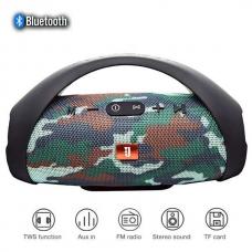 Boxă audio portabilă Booms Box mini E10, camuflaj