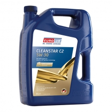 Моторное масло SAE 5W-30, 5L Eurolub Cleanstar C2