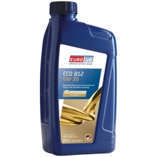 Моторное масло SAE 0W-30, 1L Eurolub ECO B-12