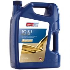 Моторное масло SAE 0W-30, 5L Eurolub ECO B-12