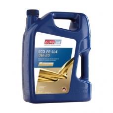Моторное масло SAE 0W-20, 5L Eurolub ECO FE LL4